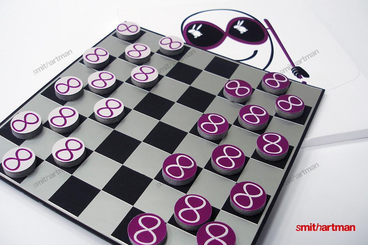Как сделать шашки своими руками 24